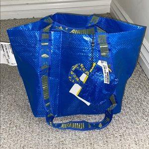 (LAST SET) Ikea small bag and coins bag (set of 2)